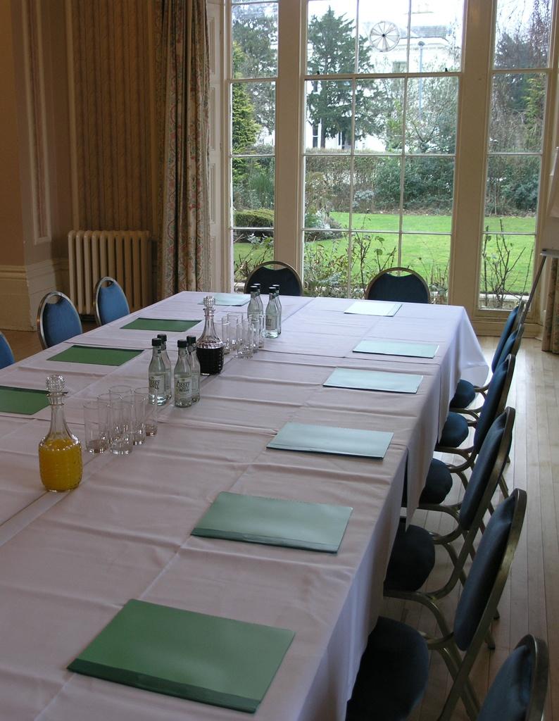 Meetings venue, Victoria House in Leamington Spa