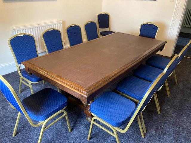 Newbold meeting room at Victoria House, Leamington Spa