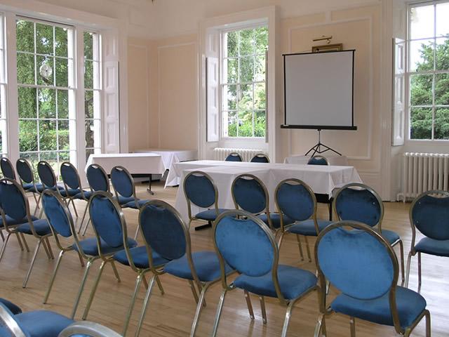 Regency Room business meeting