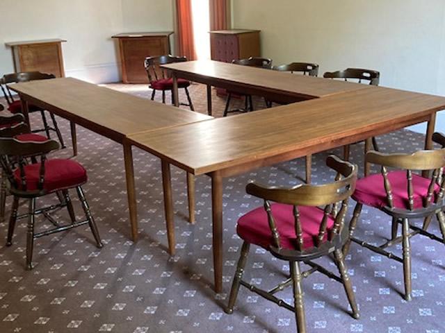 Lansdowne meeting room at Victoria House, Leamington Spa