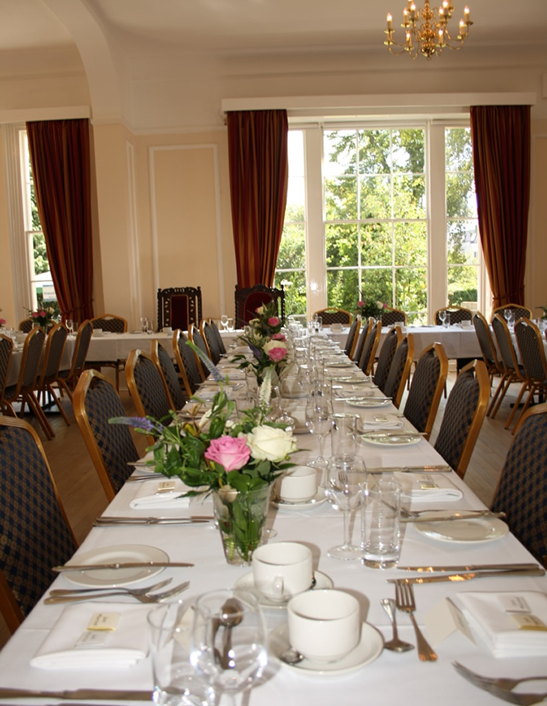 Weddings, anniversaries, christenings and family events venue at Victoria House in Leamington Spa